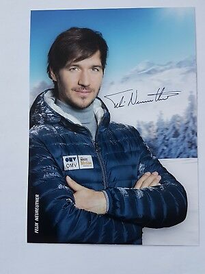 Felix Neureuther Ski- Alpin  AK original