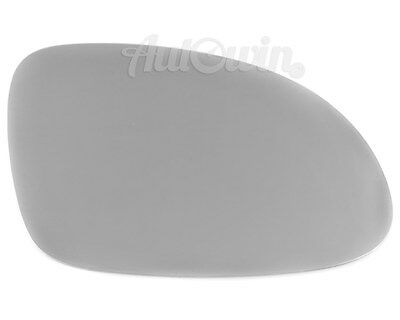 Mirror Glass For Volkswagen Jetta Iii 2005-2010 Heated Aspherical Right Side