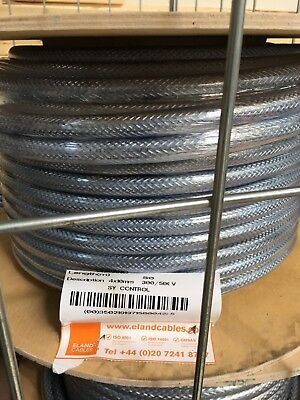SY Cable 4 Core 10mm2 (50m Drum)