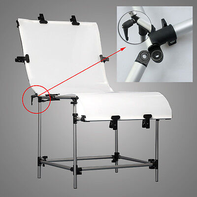 60x130cm Photographic Studio Shooting Table Still Life Product Non-reflective UK