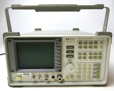 Hewlett Packard Agilent 8561A Spectrum Analyzer Hp