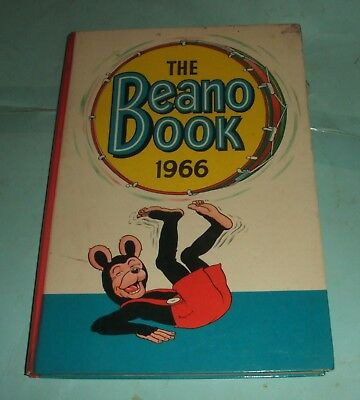 The Beano Book Annual 1966.