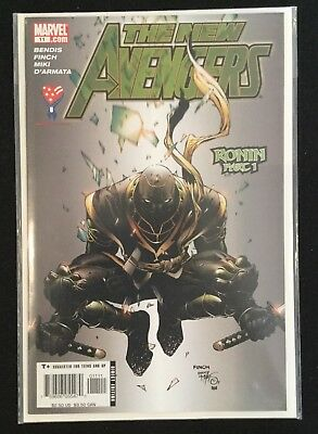 New Avengers #11 Ronin 1st appearance prt 1. NM