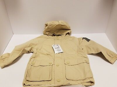 Zara Baby Boy Parka - Size: 2-3 years