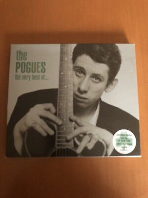 The Pogues The Very Best Of Cd Album Shane Macgowen