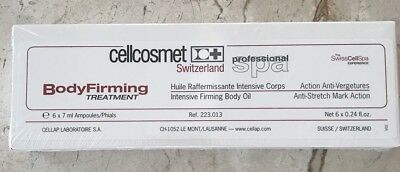 Cellcosmet Body Firming Oil Anti Stretch Mark Action 6X7ml