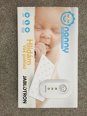 NEW 'Nanny BM-02' Baby Breathing/Respiration Monitor