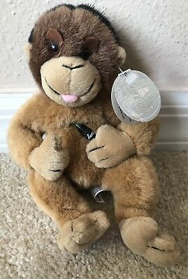 Coca-Cola Collection ORANY the Orangutan Singapore International Bean Bag Plush