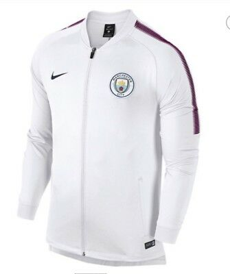 Manchester City Dri-fit Track Jacket  Brand New With Tags Size  Large