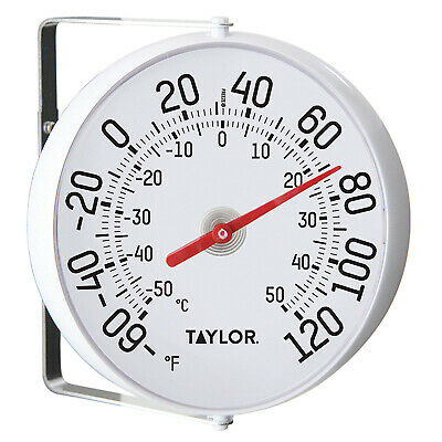 5159 5-1/4-Inch Diameter Outdoor Thermometer - Quantity 1