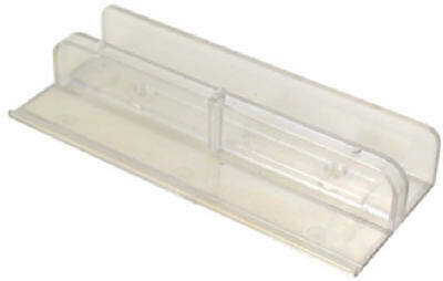 Prime Line Products 191682 Nylon Shower Door Bottom Guide