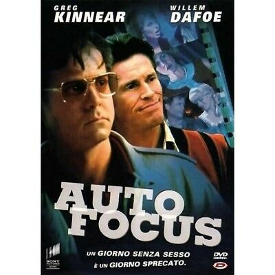 Auto Focus Film Dvd Nuovo Di Paul Schrader - Dynit - Sony-315206