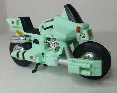 1985 Matchbox Robotech Armoured Cyclone Motorcycle 100% Complete(Free Shipping)