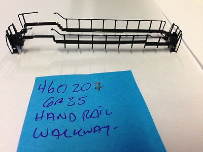 C630 SILL WITHOUT FOOT BOARDS  ATLAS N SCALE 542407 DETAIL PART