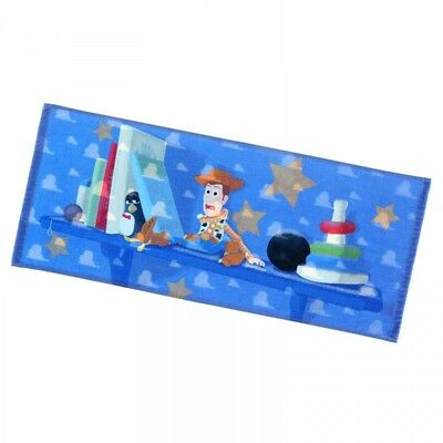 New Disney Store Japan Face Towel Toy Story Sky Pixar Collection From Japan F/S