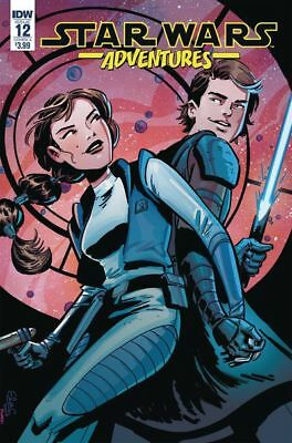 Star Wars Adventures #12 (Cover A - Charretier)