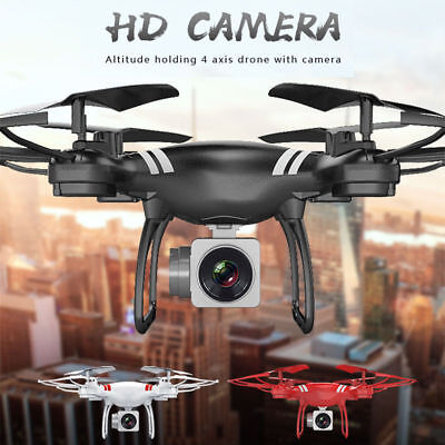 For KY101 4CH 6Axis RC FPV Drone/Altitude Hold Wifi 2.0MP HD Camera Quadcopter