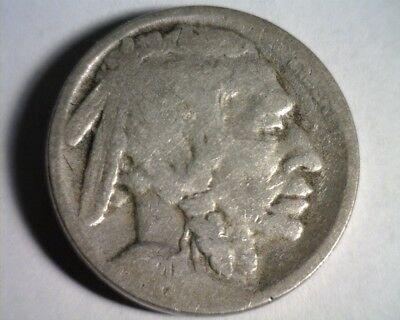 1920-S Buffalo Nickel Good G Nice Original Coin From Bobs Coins Fast Shipment