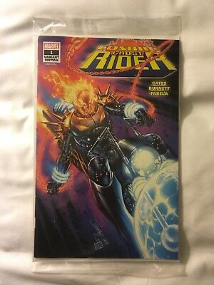 SDCC 2018 Marvel Cosmic Ghost Rider #1 Issue 1 GITD VARIANT LE 1000