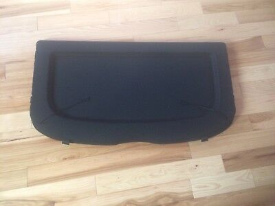2013-2018 Buick Encore Chevy Trax  Luggage Privacy Cover Cargo Cover Black OEM