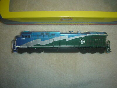 HO Scale Athearn AC4400, GE Demo, Road #2011, new, DCC Ready