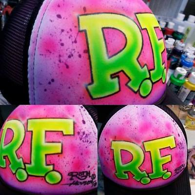 Official Rat Fink Ed Roth Airbrushed Trucker Cap