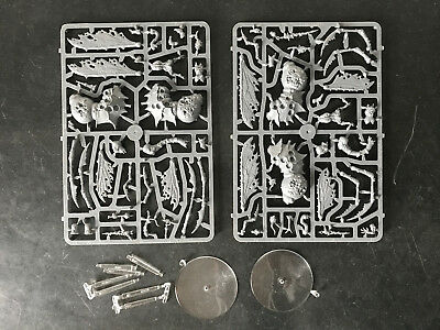 2x Nurgle Plague Drones - New on Sprue - Warhammer AoS or 40k