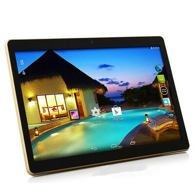 """10"""" inch Android 5. Octa-Core 64GB Tablet PC Dual SIM 3G WIFI HD Bluetooth US"""