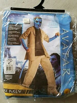 N Child Rubies Avatar Jake Sully Halloween Costume Size M