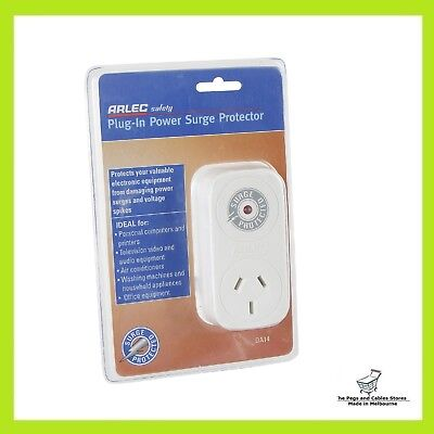 ARLEC Plug In Power Surge Protector