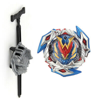 Burst Spinning Top Winky Valkyrie.12.VI B-104 w / Launcher Kids Character Toys