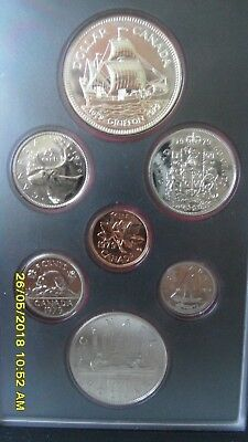 KMS - 1979 - Royal Canadian Mint - PP - in Box