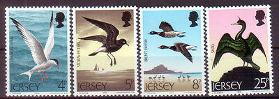 Jersey 1975 Sea bird set