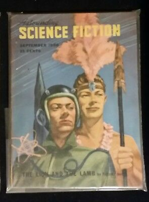 RARE ASTOUNDING SCIENCE FICTION SEPTEMBER 1950 Unbelievable Condition Must See !