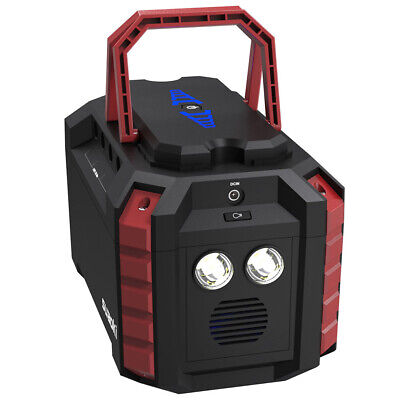 Sale! Portable Electric Generator Solar Power Supply Camping Power Station 155Wh