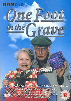 One Foot In the Grave The Christmas Specials Dvd Brand New & Factory Sealed