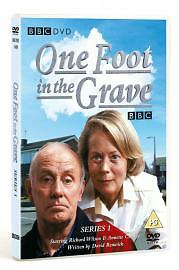 One Foot In The Grave Complete 1st Series Dvd Brand New & Factory Sealed