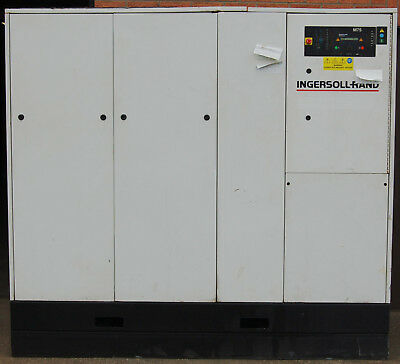 INGERSOLL RAND ML75 - 2 Stage Rotary Screw Air Compressor