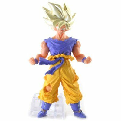 Dragon Ball Z Hg 23 Goku Gokou Ss Gashapon Bandai Figure