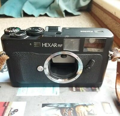 Konica Hexar RF Film Camera Body Only