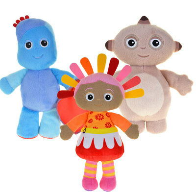 Iggle Piggle Upsy Daisy In The Night Garden en bois Puzzle Makka Pakka