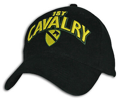 6c6e9448f4fd1 US Army 1st Cavalry Division Fort Hood Texas First Team Cap Hat
