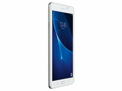 """Samsung Galaxy Tab A SM-T280 (7"""" 8GB WiFi  5MP Cam 1.3GHz Android White) Tablet"""