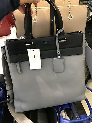 Dkny Nappa Leather North/south Tote $345
