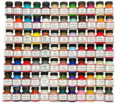 Angelus Acrylic Leather Paint For Shoes, Purses And Leather Vinyl 1 Oz