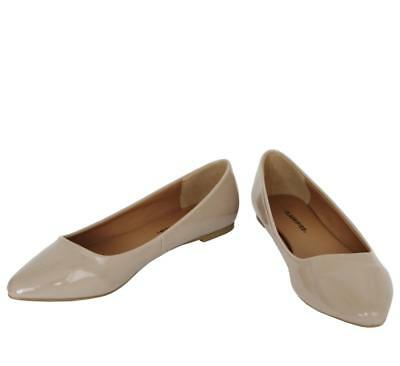 fd3542ce1f27b HOLD! CITY CLASSIFIED Women's Pointed Toe Casual Wide Width Slip-on ...