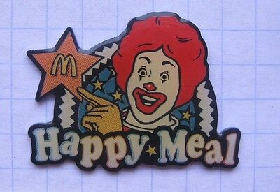 RONALD / HAPPY  MEAL     .........Mc DONALD`s-Pin (151c)