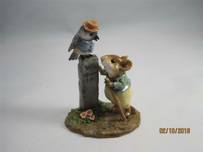 Wee Forest Folk LTD-7 The Milestone Limited Edition - 2001 - In WFF Box