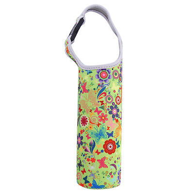 Baoblaze Insulated Thermal Bottle Cool Bag Sleeve Cover Ice Drink Camping