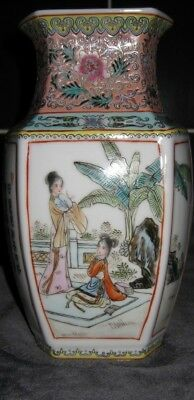 Gorgeous Chinese Famille Rose  Porcelain Vase or Urn